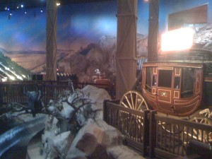Stagecoaches are the theme of this post.
