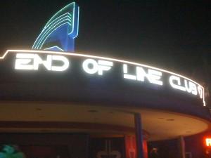 """End of Line"" Club."
