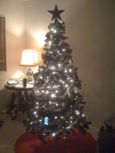 And the tree.