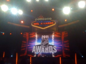 NHL Awards.