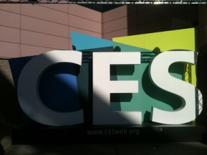 Another CES sort of morning.
