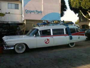 Ecto-1.  Busted.