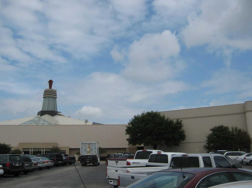 Town East Mall, where I used to hang out.