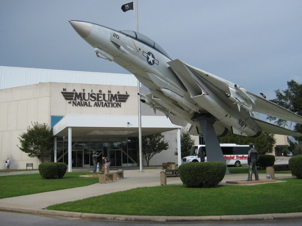 The Naval Museum.