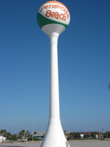 The Ball Tower.