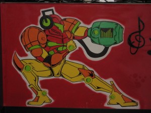 D.J. Samus Butterpants.  Or whatever names hipsters give themselves these days.