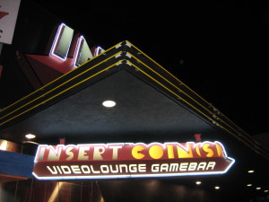 Insert Coin(s) marquee.