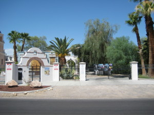 The King of Pop's Vegas home.