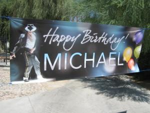 Happy birthday, MJ!