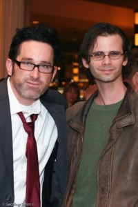 Me and Darren Lynn Bousman.