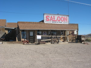 The Saloon.