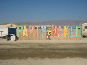 Party Naked Tiki Bar.