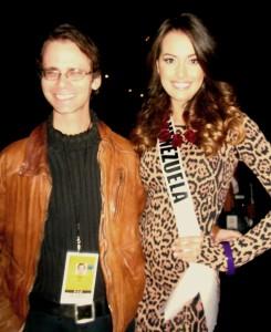 Miss Venezuela (Irene).