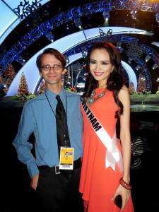 Miss Vietnam (Diem).
