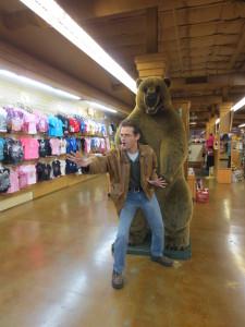 Bear Force 5!  Engage!