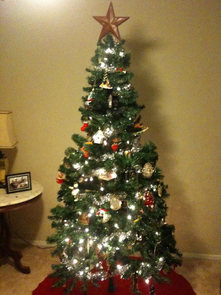 O' Christmas Tree.....