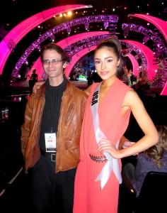 Miss USA (Olivia).