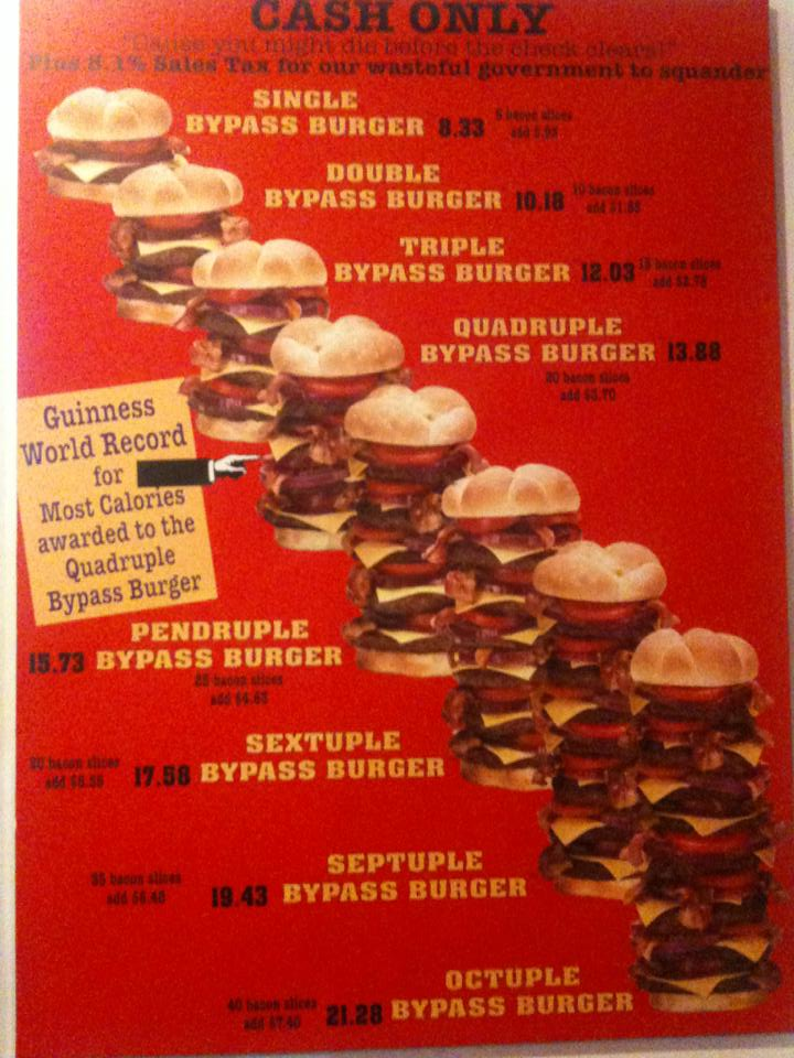 The burgers.