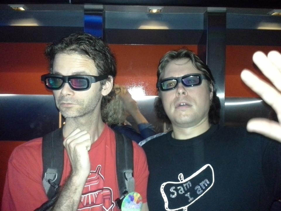 Photo blasted on Star Tours.