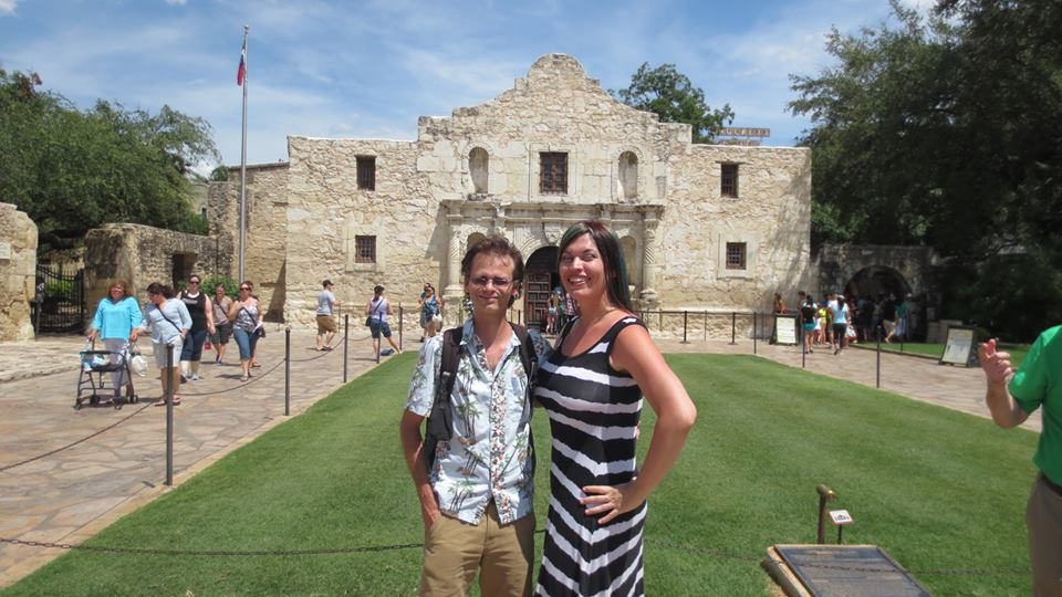 Still no basement in the Alamo.