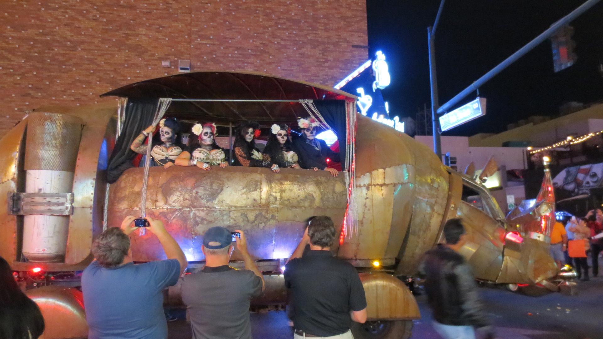 Rhino car.