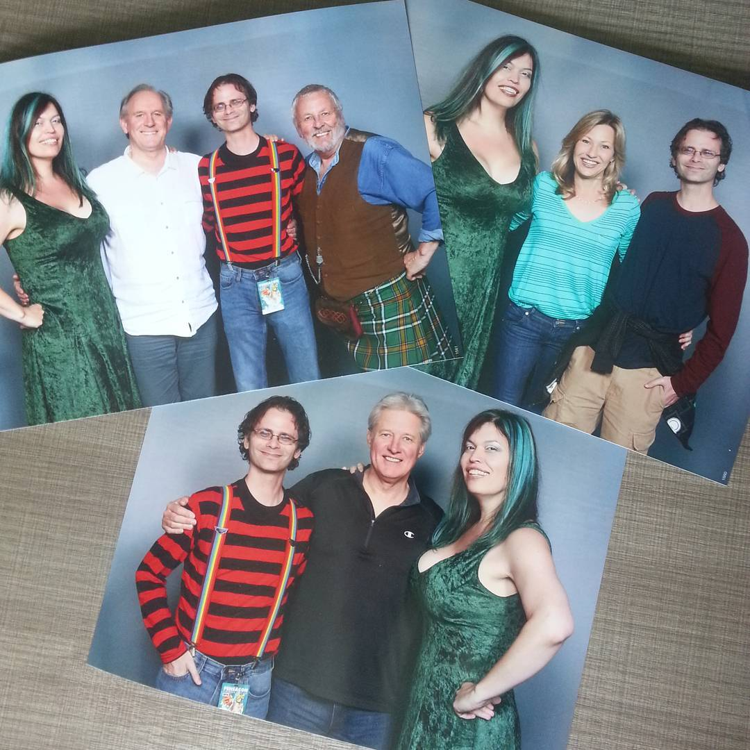 Photo ops from Pensacon.